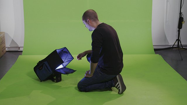 Green Screen for Corporate Video