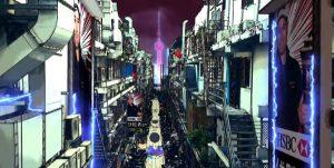 Sparky Film WGC-HSBC promo goes live across Shanghai
